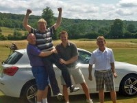 Specialist Cars Hole in one Winner 2015